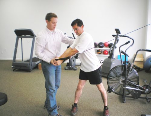 Maximize your mobility: Is your rotator cuff keeping you on the sideline?