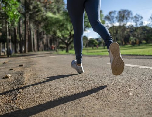 The common question: 'Will running destroy your knees?'